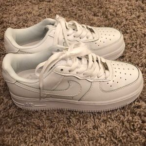 Nike Air Force ones